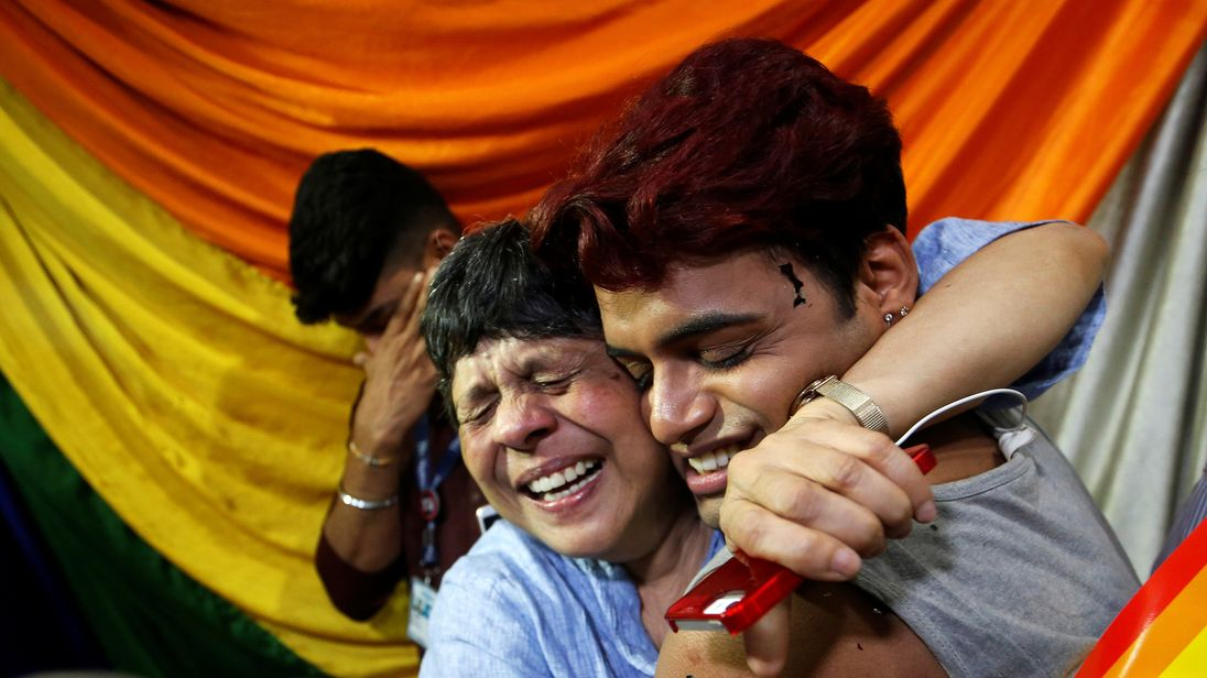 Indias Top Court Legalises Gay Sex In Landmark Ruling-5924