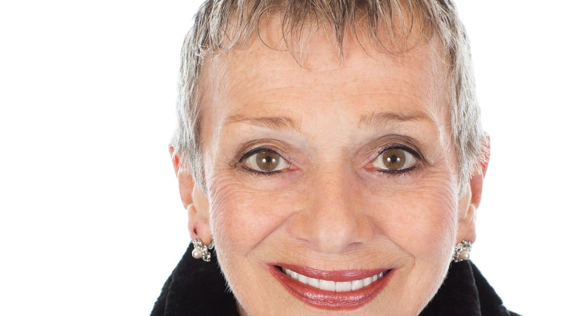 Jacqueline Pearce was best known for playing villain Supreme Commander Servalan in Blake's 7