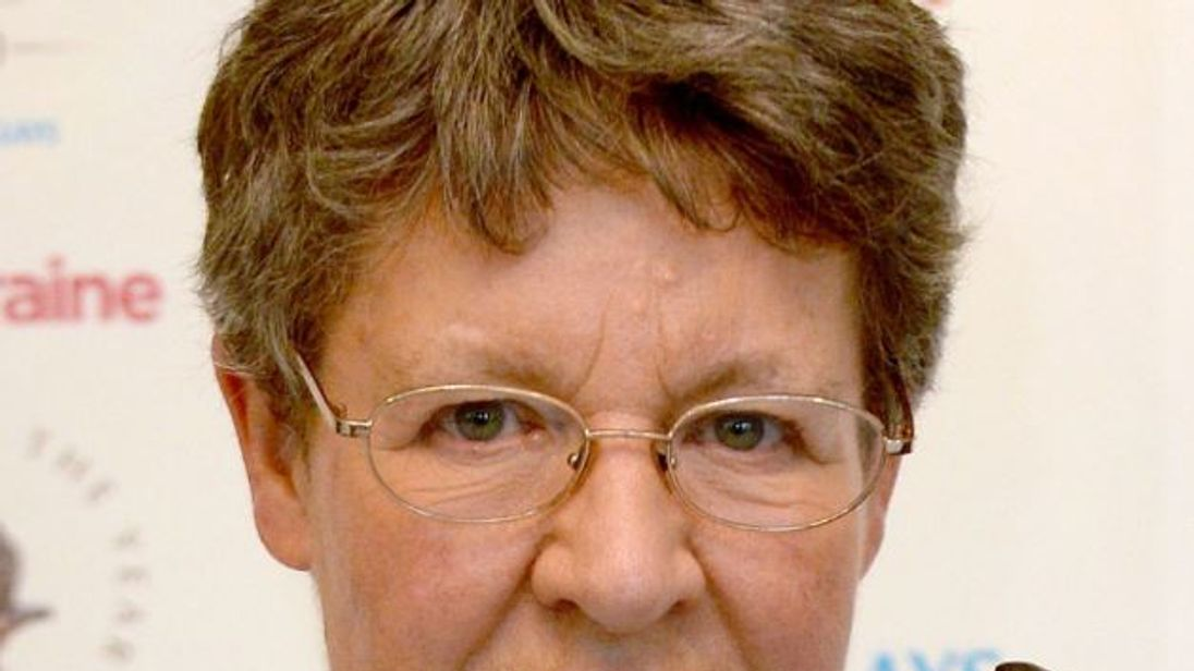 Dame Jocelyn says women are under-represented in physics