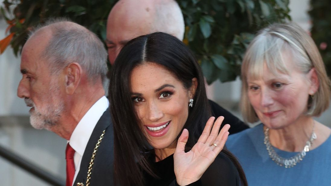 Meghan Markle Just Crossed A Major 'First' Off Of Her Royal Checklist