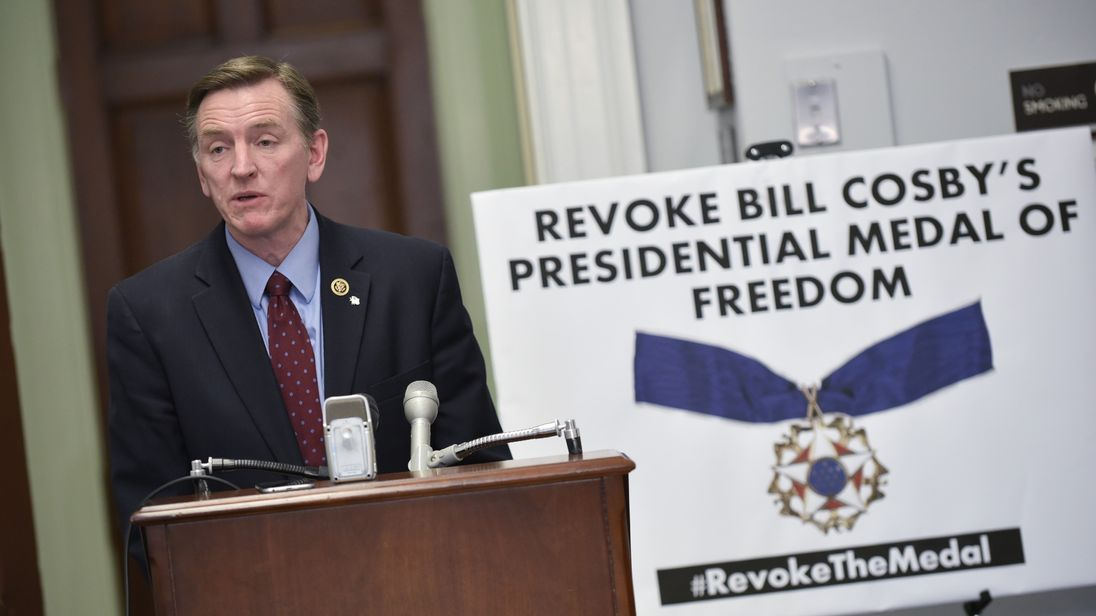 Paul Gosar responds to siblings endorsing rival in campaign ads