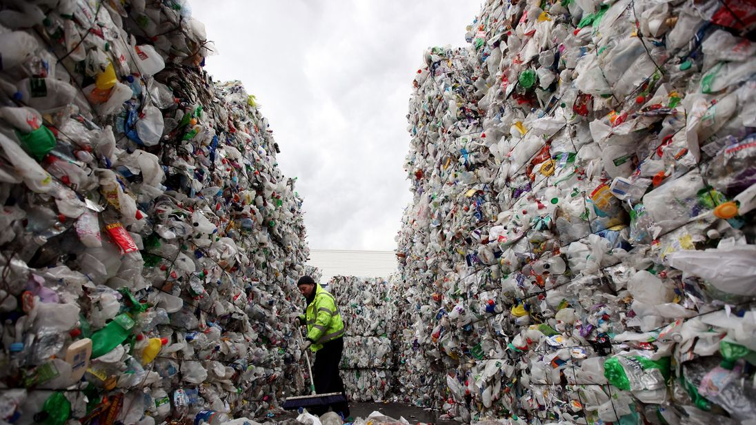 Manufacturers to pay recycling costs in bid to stop waste