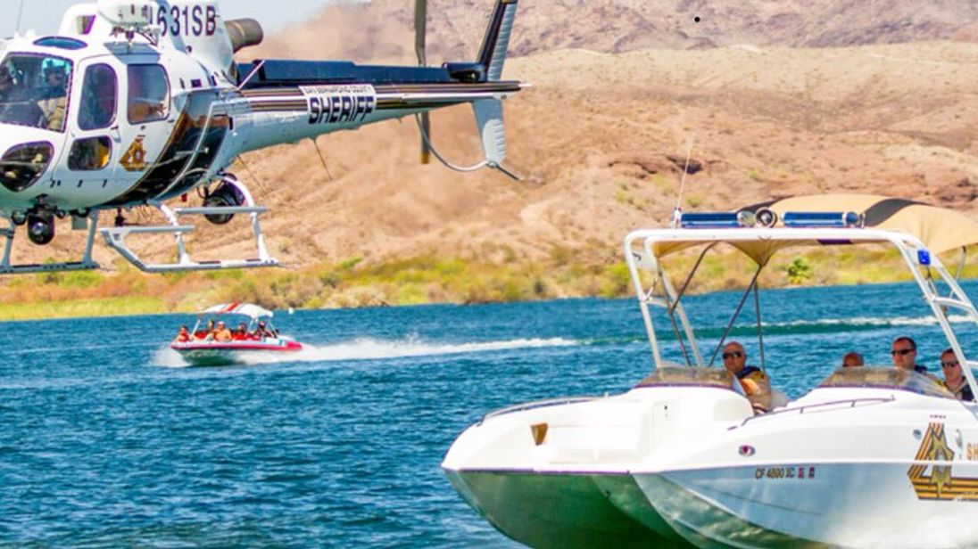 Four missing, 13 hurt in collision of boats on Colorado River
