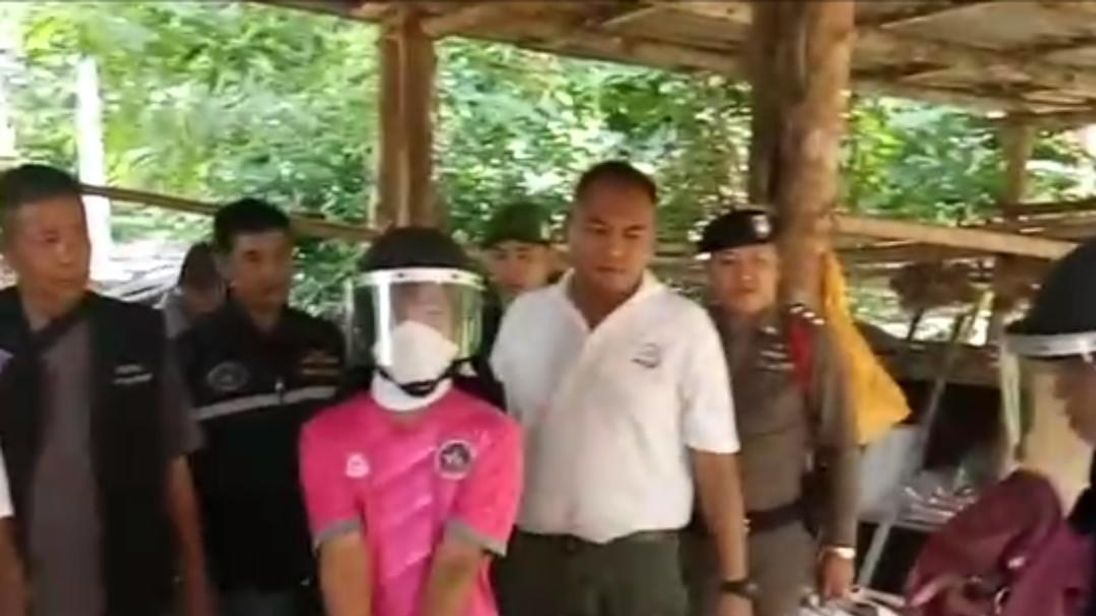 Thai police discover bodies of British man, Thai wife