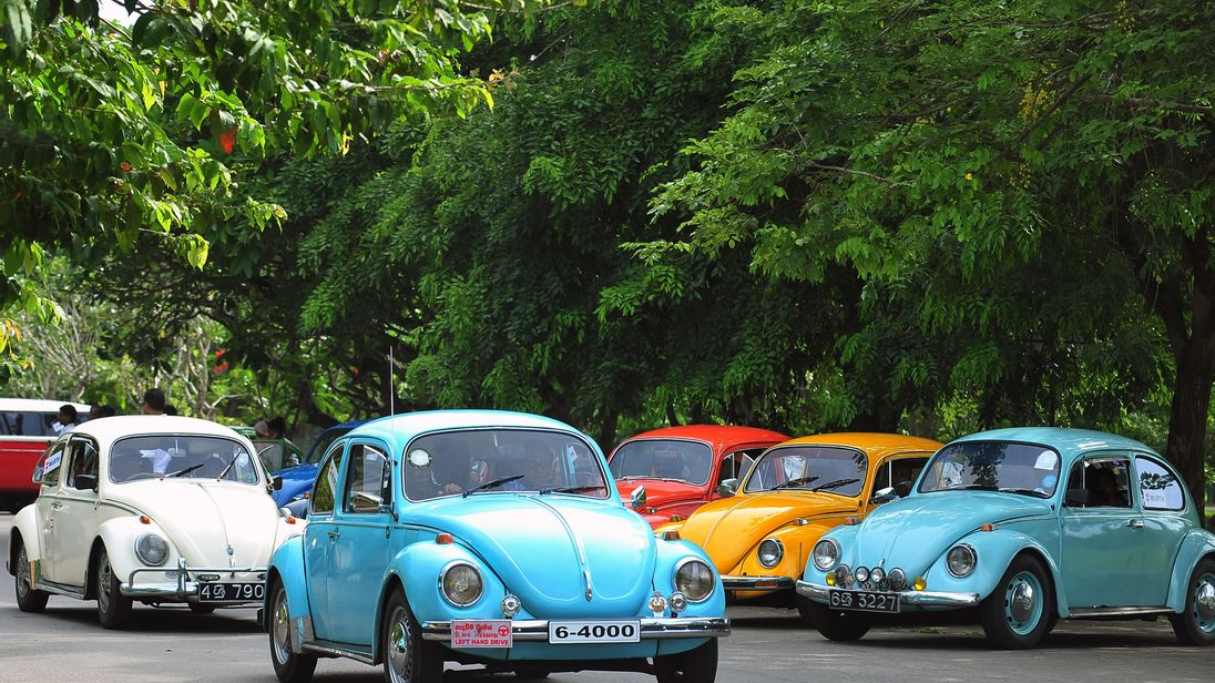 Goodbye, Beetles: Volkswagen says it will stop making iconic vehicle