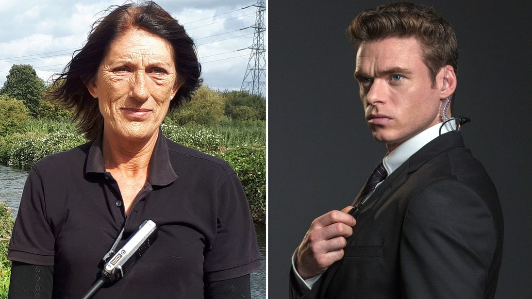 bodyguard jacquie davis on why the job isn t all glamour and excitement