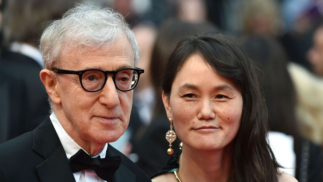 Woody Allen's children lash out over damning new interview with his wife