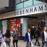 Debenhams has seen its market value plunge by more than 60 percent this year