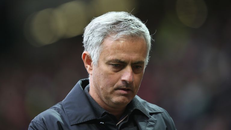 Manchester United manager Jose Mourinho should be the one setting the tone with the right attitude, according to the Daily Telegraph's Jason Burt