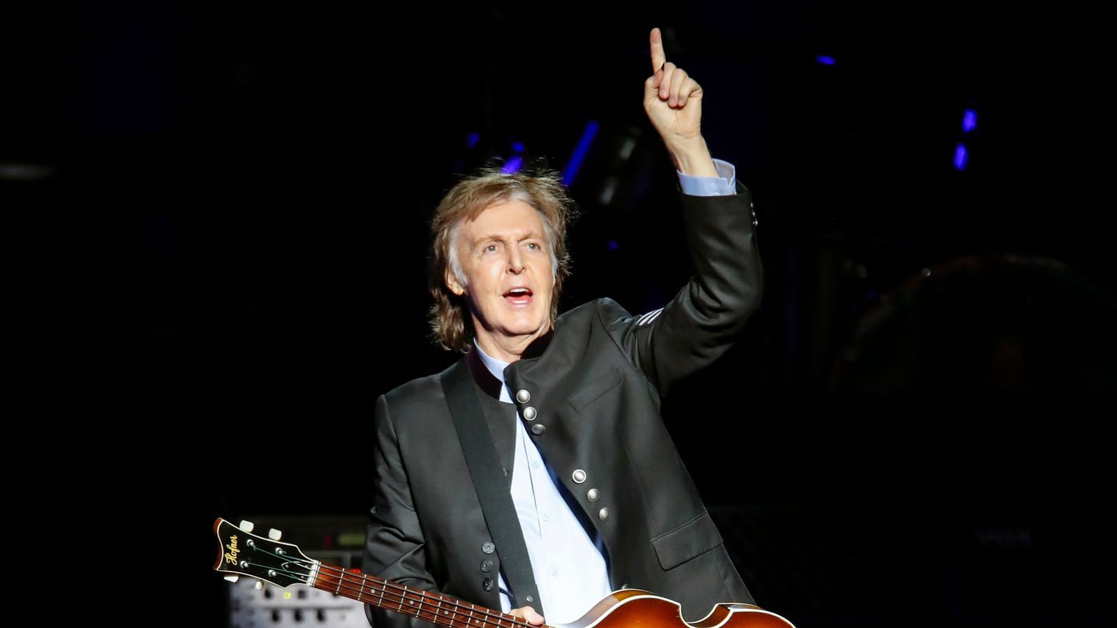Paul McCartney tops US album chart for first time since 1982