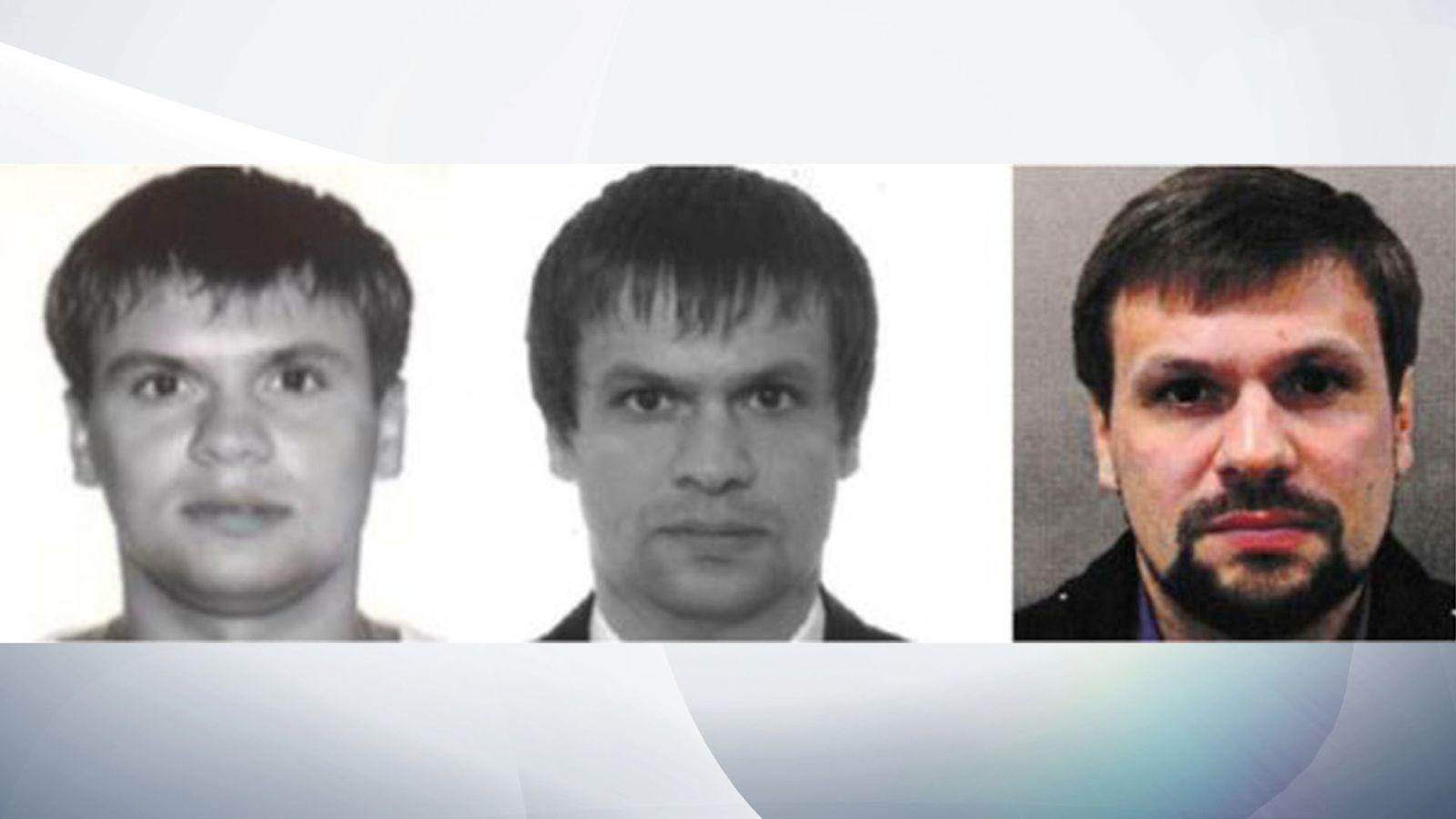 Petrov, Boshirov, Colonel Chepiga. And who do you actually believe 44