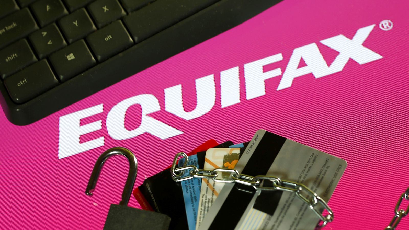 Equifax fined half a million pounds over data breach