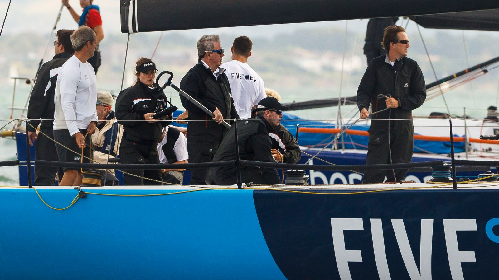 2012 Olympics chief Mills to back 'F1 of sailing'