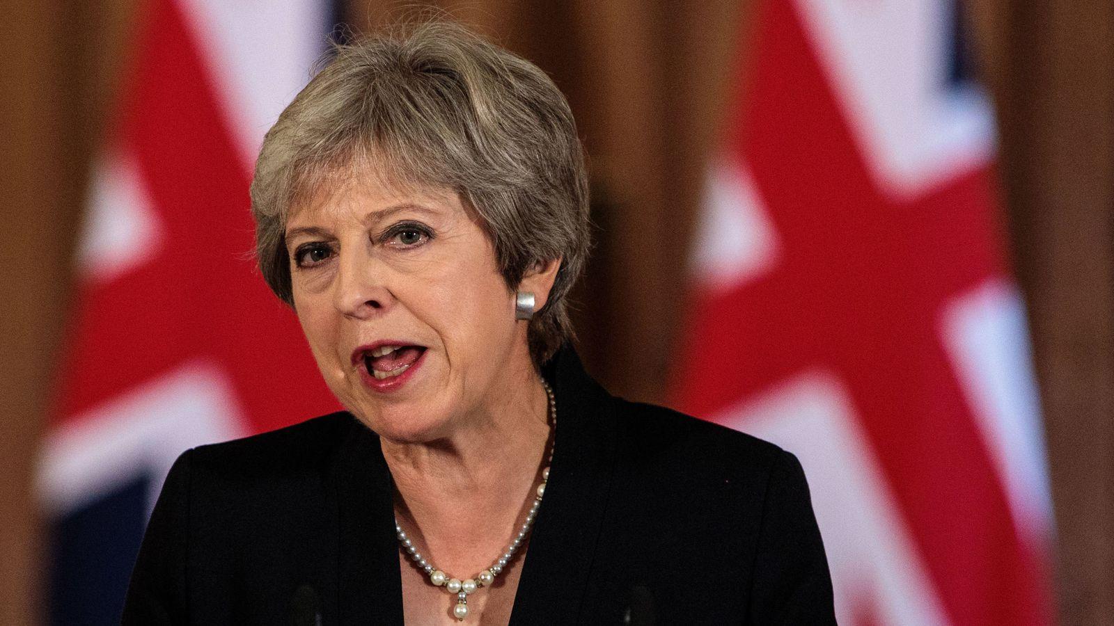 Iran, trade and Salisbury on agenda as Theresa May visits UN General Assembly
