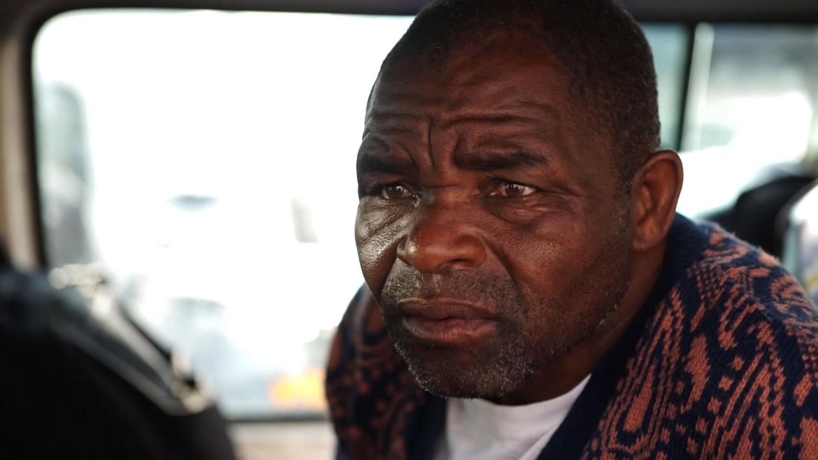 My house was burned down because of my views, says Zimbabwean father-of-five