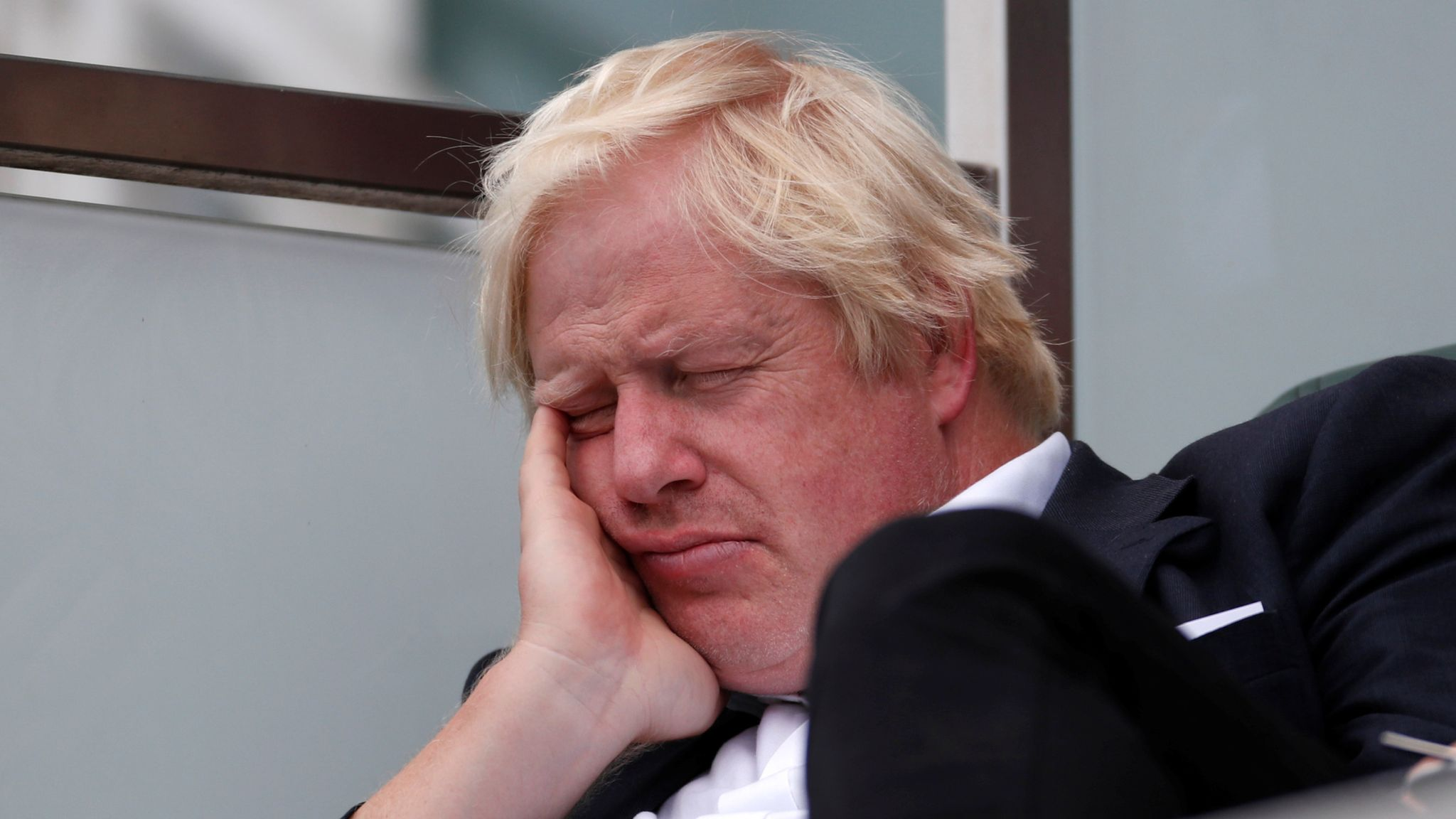 Image result for Boris booed