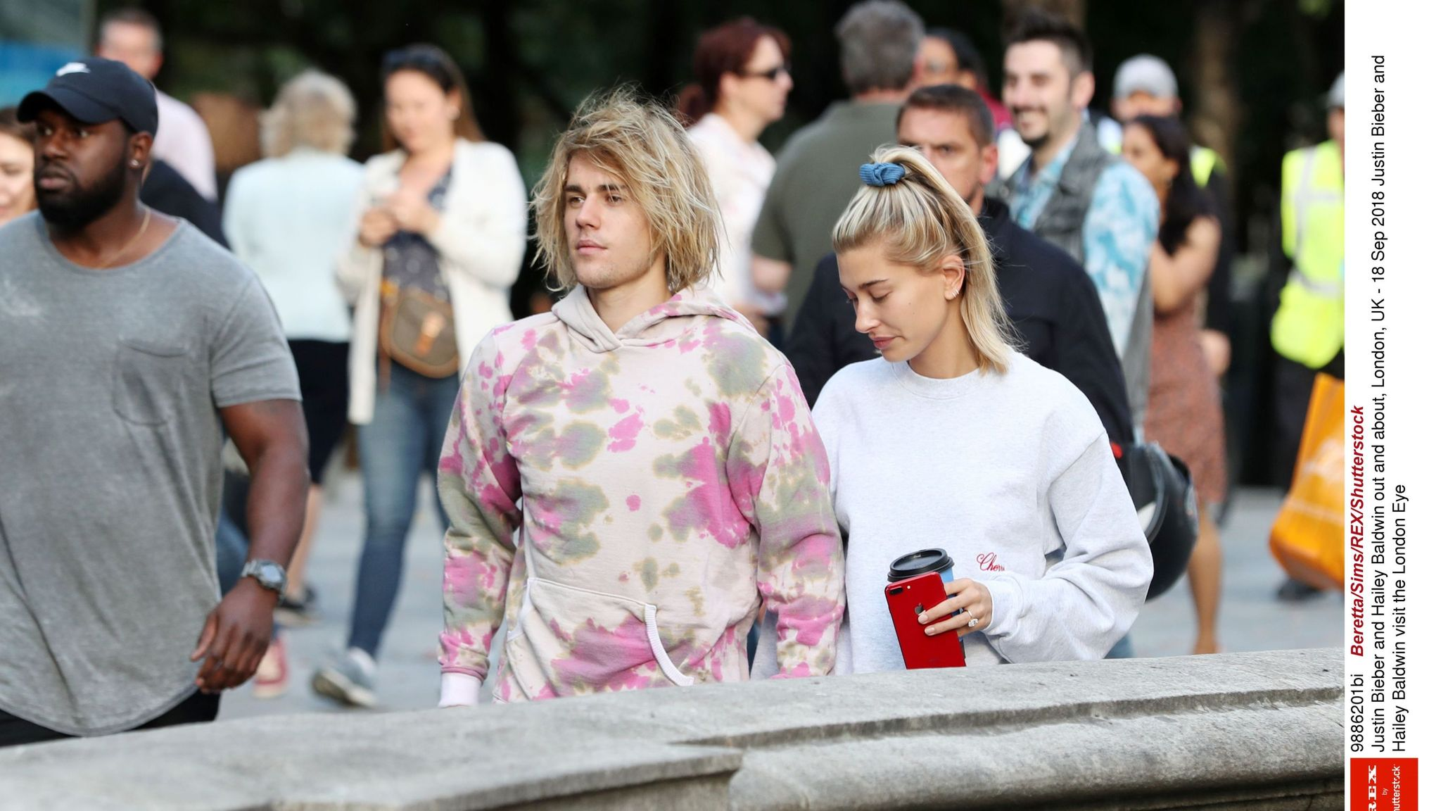 Justin Bieber And Hailey Baldwin Married Says Uncle Alec Despite Model S Denial Ents Arts News Sky News