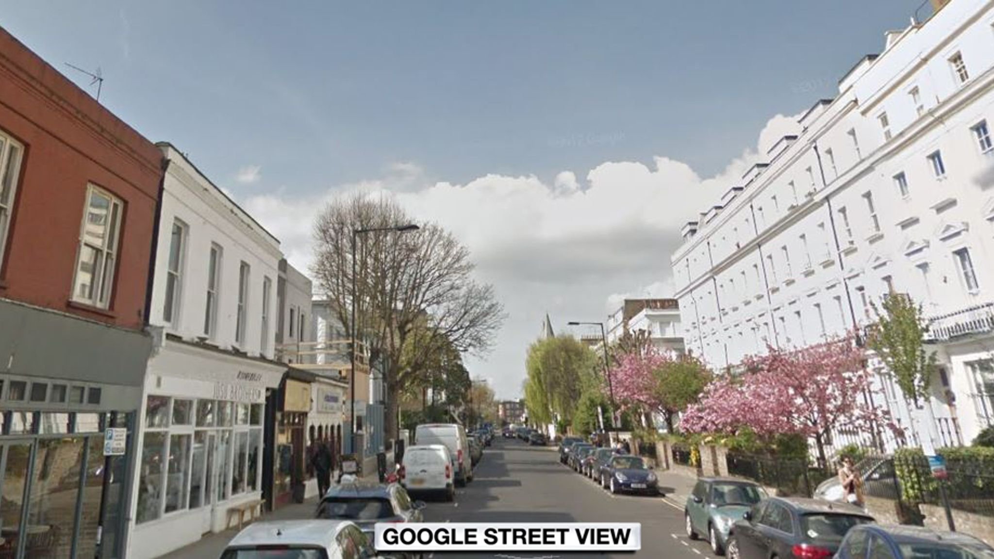 Notting Hill Ladbroke Grove suspected shoplifter 'attacked staff with noxious irritant