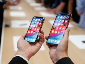 Apple has launched three new iPhones in a subdued event in California