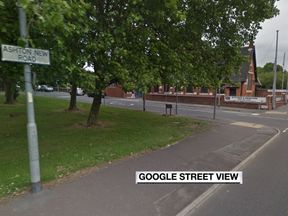 The collision took place on Ashton New Road in Clayton. Pic: Google Street View