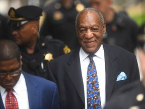 Cosby could spend the rest of his days behind bars following the sentencing