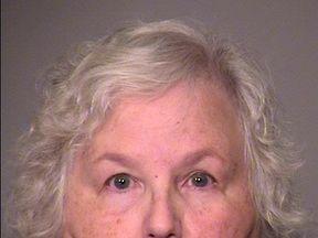 Nancy Crampton-Brophy is accused of murdering her husband. Pic: Portland Police