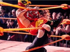Pic: Extreme Dwarfanators Wrestling