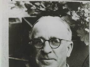 Frank Foley is credited with saving thousands of Jews during World War Two