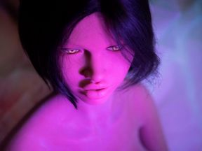 The dolls, which are made from silicon and heat up, are priced between $2,000 and $5,000.