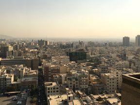 Iran's capital Tehran