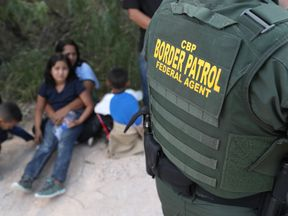 Juan David Ortiz has worked for US Border Patrol for a decade. File pic
