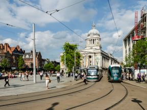 Nottingham voted to leave - but only by a narrow margin