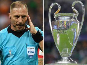 Referee Nestor Pitana