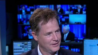 Sir Nick Clegg has voiced support for TV election debates between the main party leaders