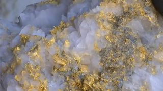 A mother lode of gold was found in Australia by a Canadian mining company.
