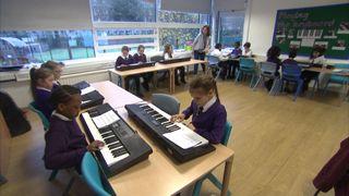 Education funding crisis in schools