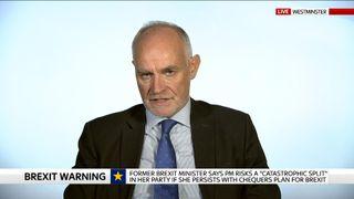 PM slaps down Johnson over 'suicide vest' claims