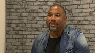 John Barnes interview about drink aware campaign.