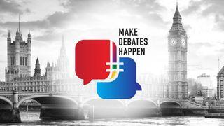 Make Debates Happen campaign logo for Jon Craig newslead
