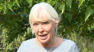 Nadine Dorries talking on Sky News about Boris Johnson,