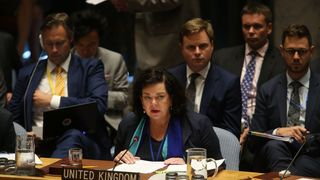Karen Pierce, UK ambassador to the UN