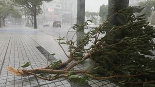 Naha city centre, Okinawa