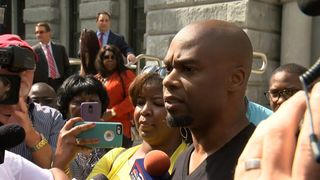 Valentino Dixon finally stepped out as a free man after spending 27 years in prison for a murder he did not commit.