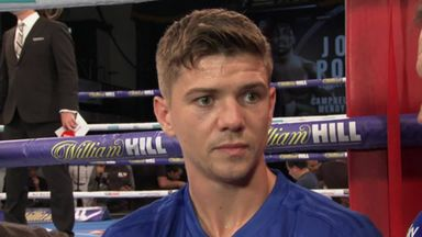 Campbell: I'm in my best shape