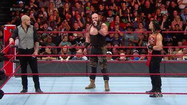 Reigns & Strowman want Lesnar