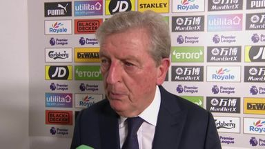 Hodgson:  Today wasn't to be