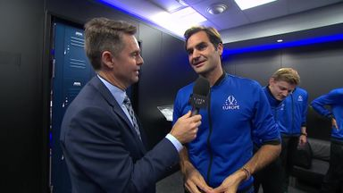 Federer: Laver Cup beyond wildest expectations