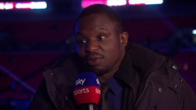 Whyte hoping for AJ rematch