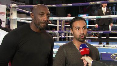 'Povetkin a risky fight for AJ'