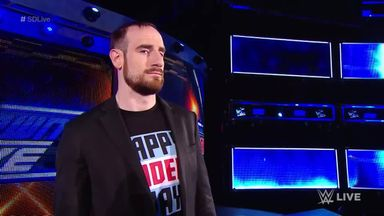 Aiden English drops a bombshell